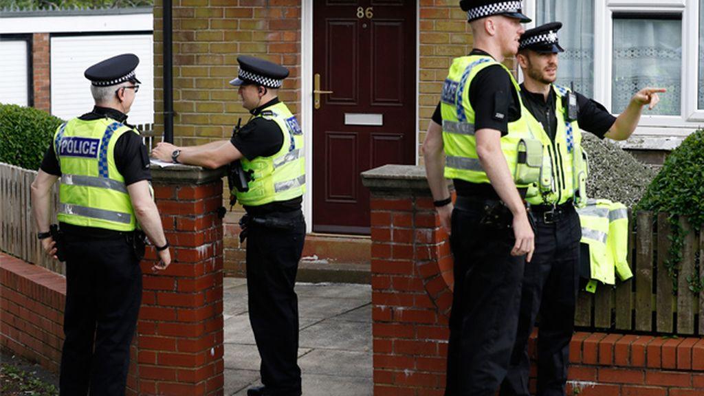 Scotland Yard, la Policía británica