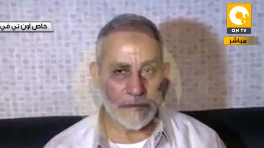 Mohamed Badie, líder de los Hermanos Musulmanes