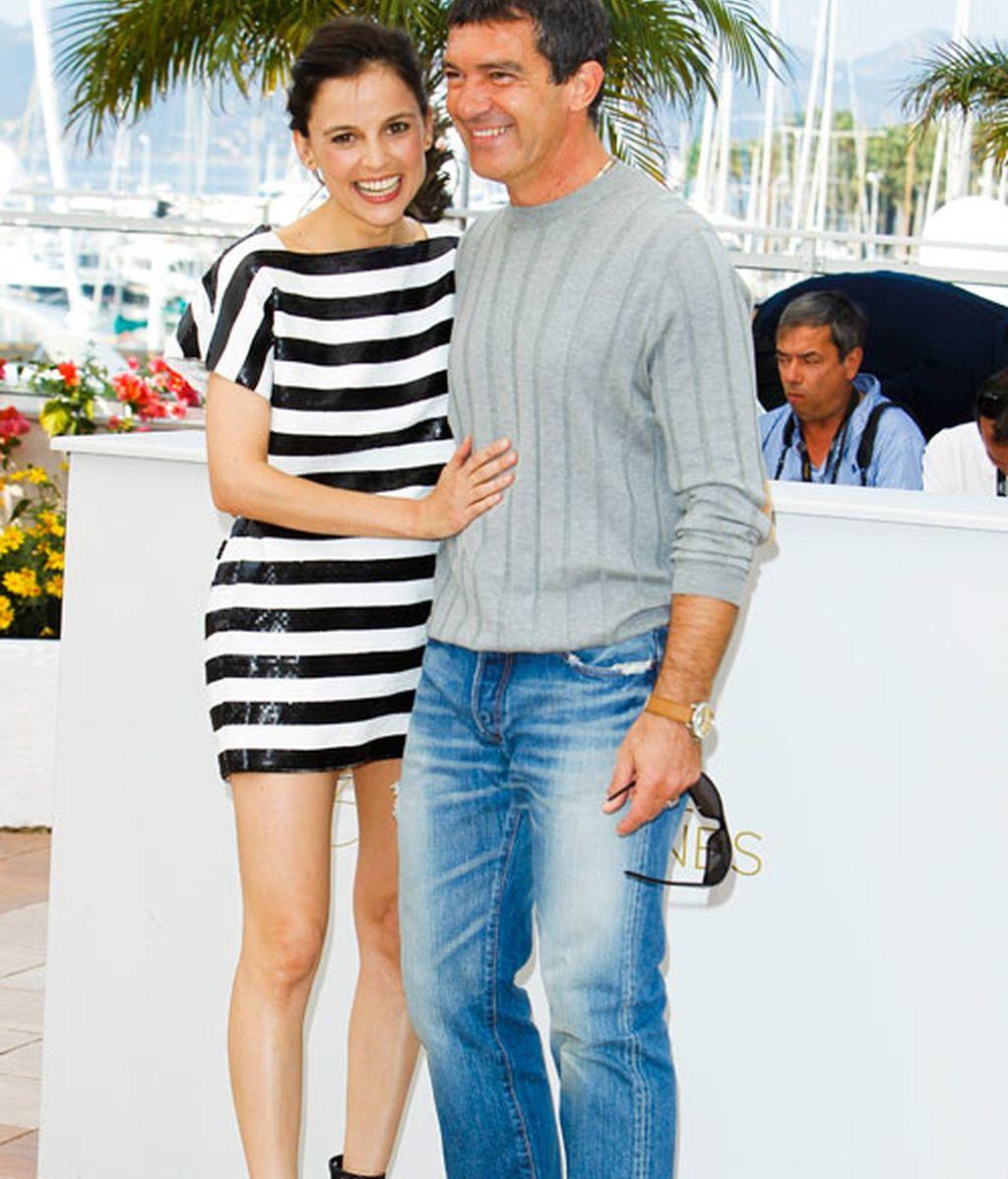Almodóvar y su equipo dan el campanazo en el Festival de Cannes