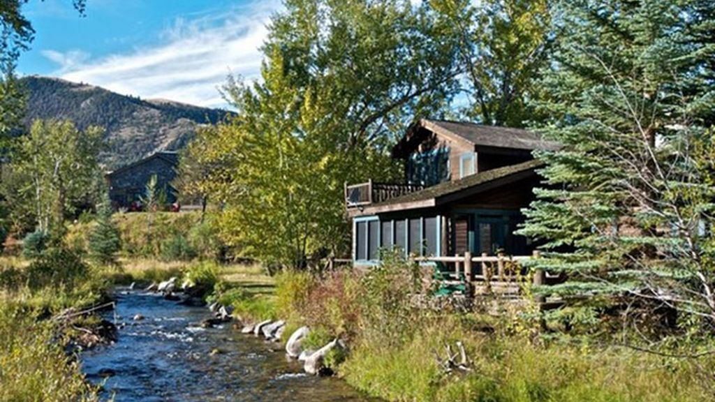 El rancho de Dennis Quaid