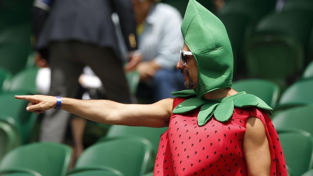 Los 'looks' más extravagantes en Wimbledon (04/07/1016)