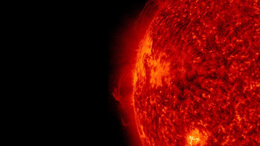 La NASA captura la frenética actividad del Sol