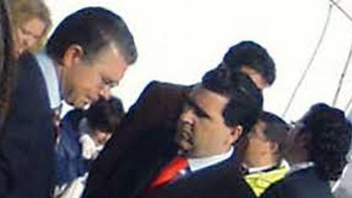 David Marjaliza y Francisco Granados
