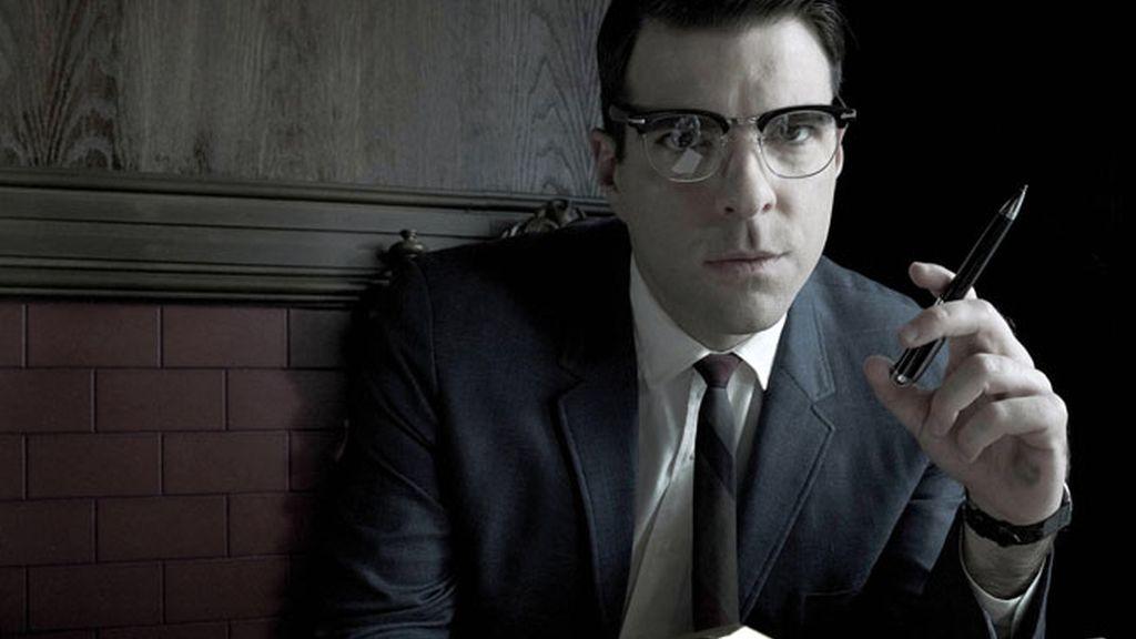 Zachary Quinto es el doctor Oliver Thredson
