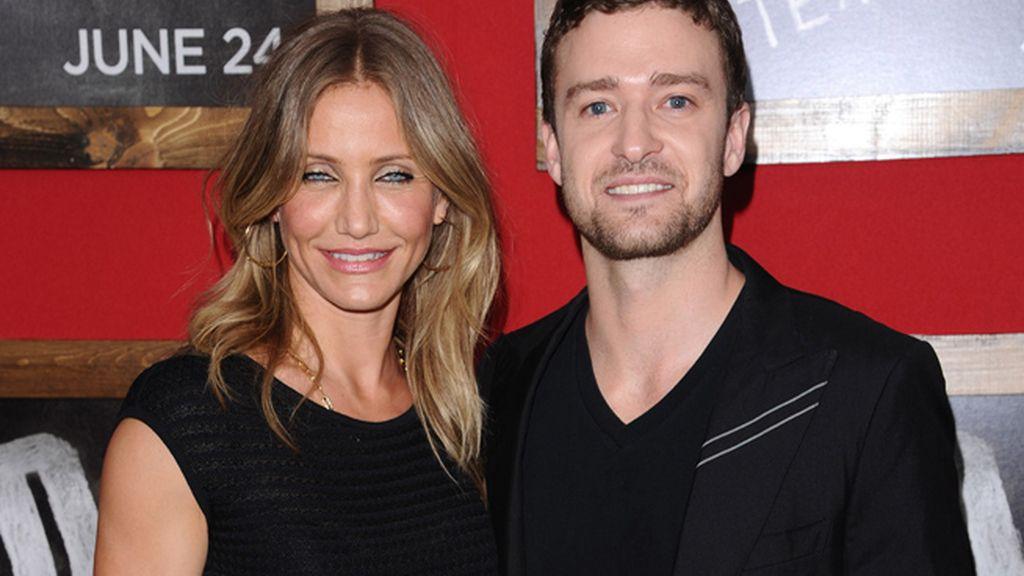 Cameron Díaz y Justin Timberlake, 10 años de diferencia