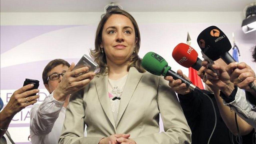 Blanca Hernández, Delegada contra la Violencia de Género