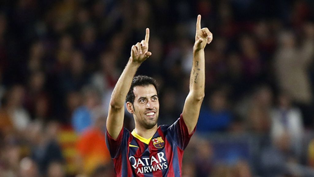 Busquets renueva con el FC Barcelona hasta 2021, con dos años más prorrogables