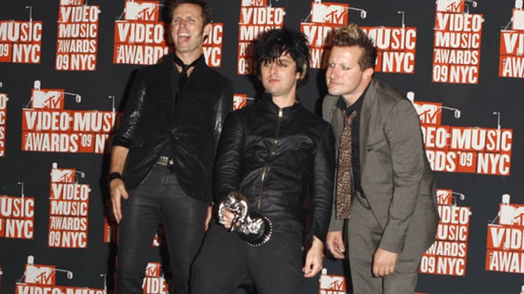 la banda Green Day