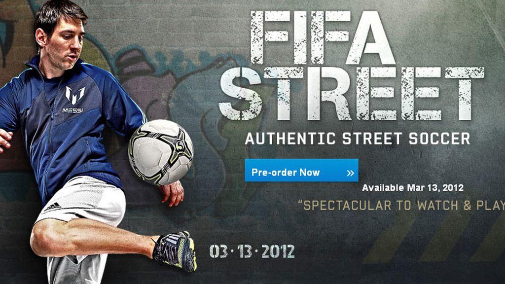 Fifa Street: vuelve la cara más espectacular del fútbol