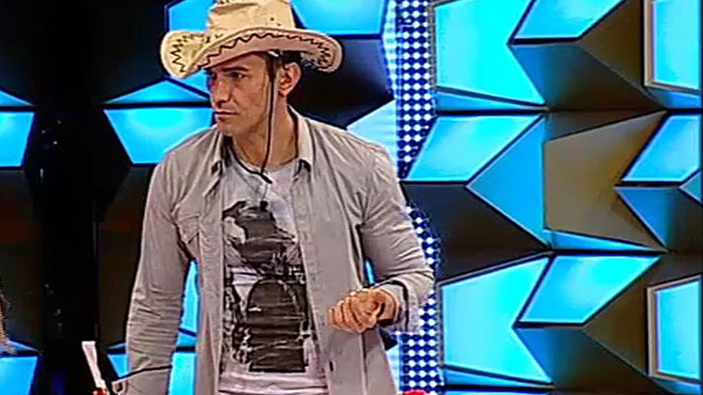 Cowboy a media tarde