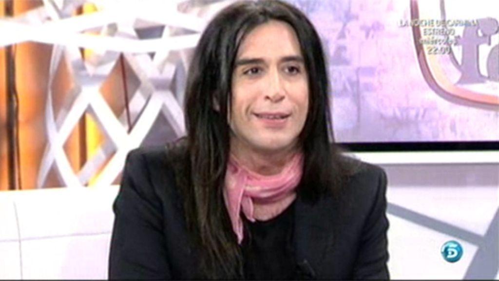 Mario Vaquerizo en QTTF