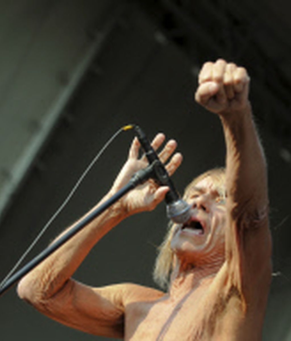 Iggy Pop y The Stooges