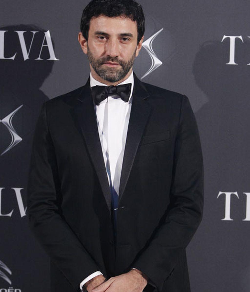 El diseñador Ricardo Tisci, premiado a mejor diseñador internacional