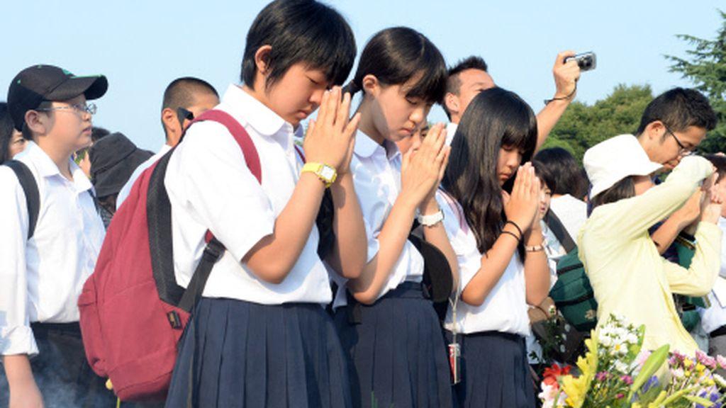 Se cumplen 70 años del ataque atómico sobre Hiroshima