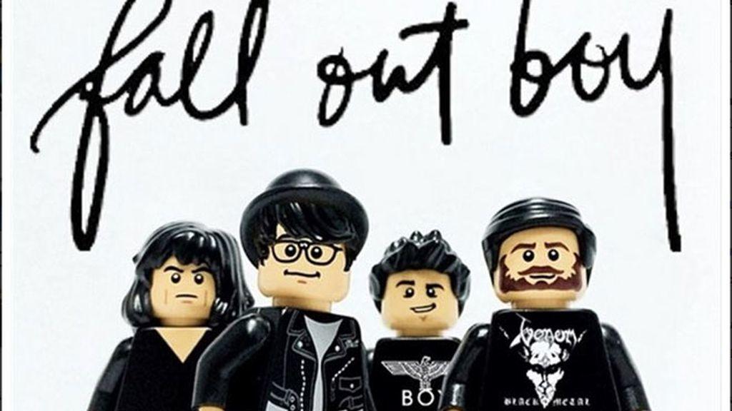Lego Fall out boy