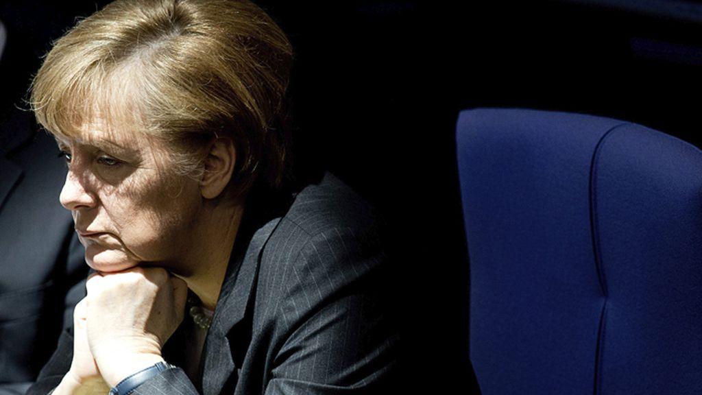 Merkel descarta la opción militar como solución a la crisis de Crimea