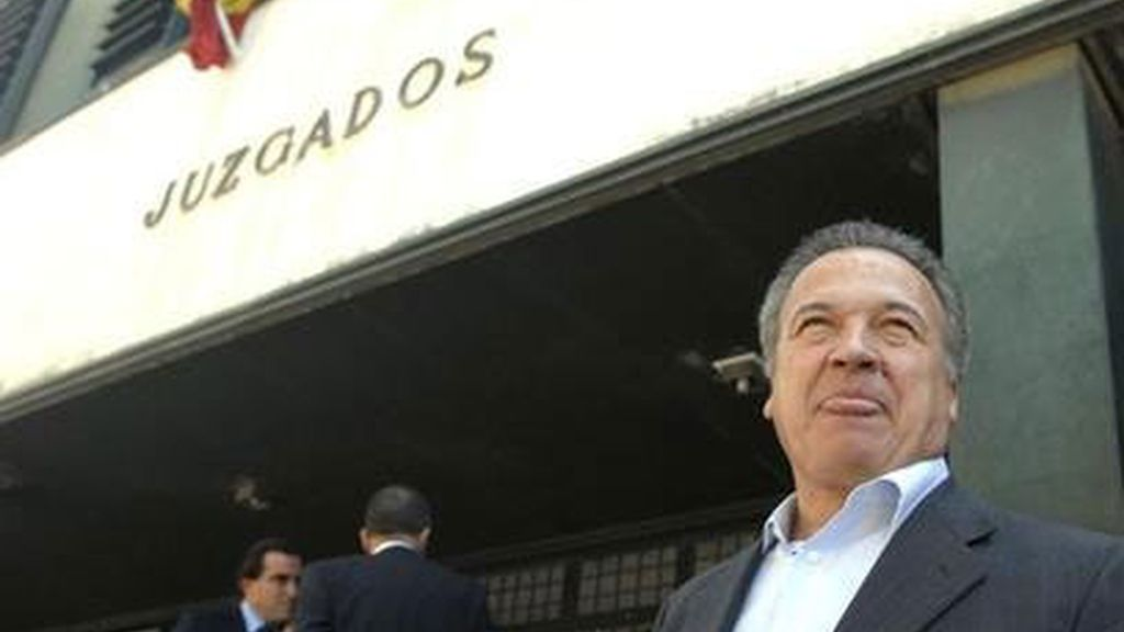 Pedro Pacheco, ex alcalde de Jerez, condenado a cuatro años de prisión