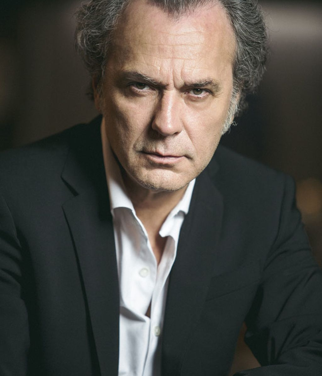 Cortada, González, Abouk y Coronado, cuatro actores en 'El Príncipe'