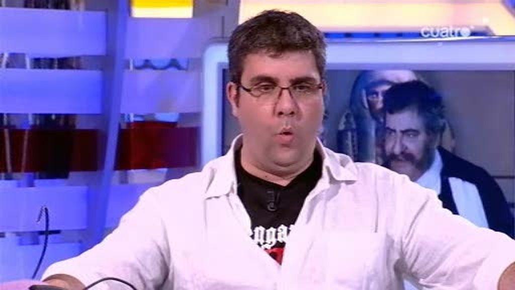 Josema Yuste y Florentino Fernández compiten con Trancas y Barrancas por contar el mejor chiste
