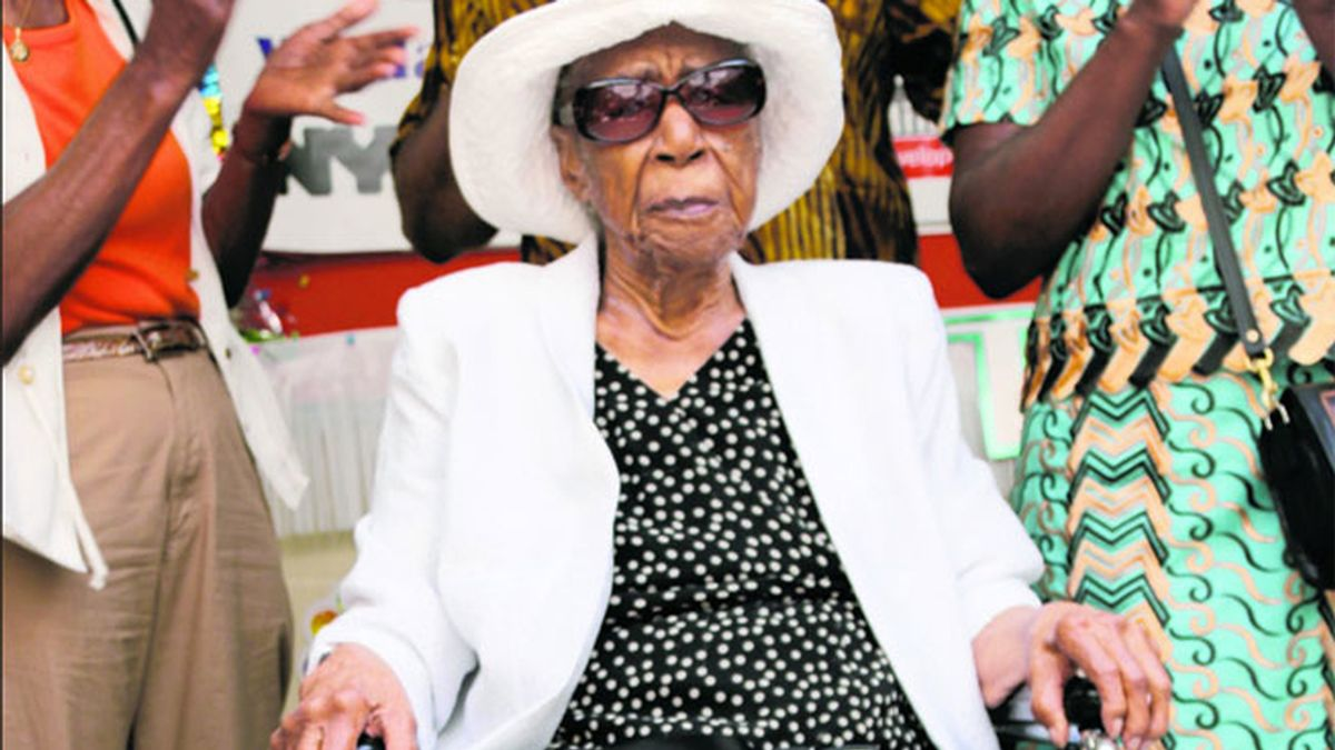 Fallece Susannah Mushatt Jones, la mujer más longeva del mundo