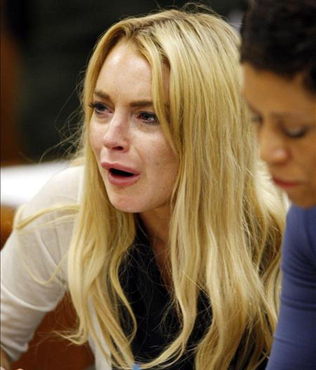 """Los agentes dieron por buena la denuncia de una ex empleada de la clínica que acusó de agresión a la intérprete de """"Freaky Friday"""" (2003) el pasado 12 de diciembre. EFE/Archivo"""