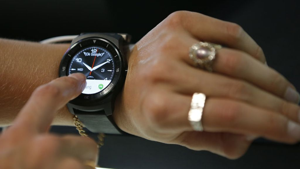 LG G Watch R, reloj inteligente