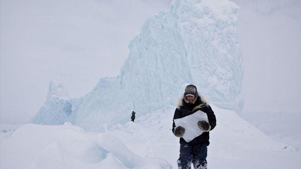 Cazadores de icebergs