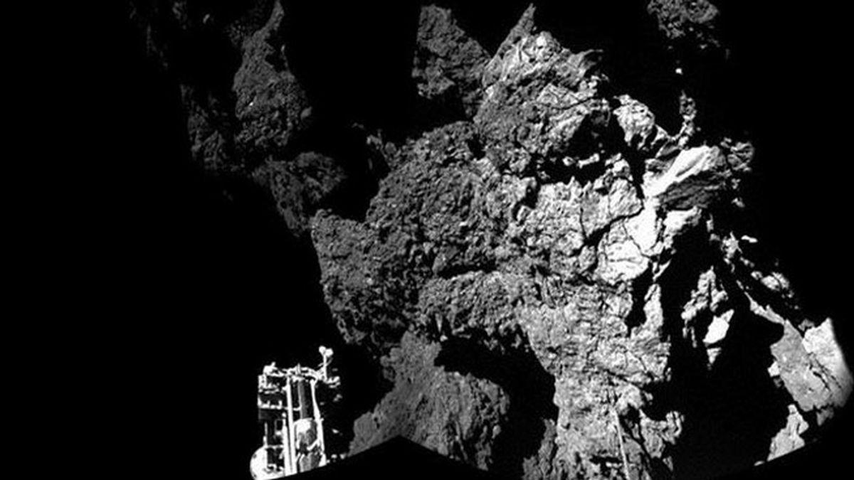philae, rosetta, cometa,  cometa 67P