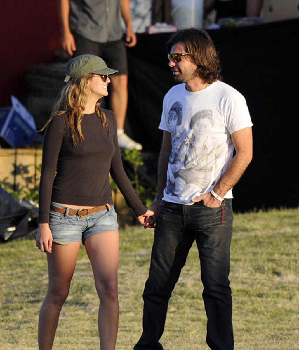 El ex de Shakira se enamora de una chica que conoció... en un concierto de Shakira