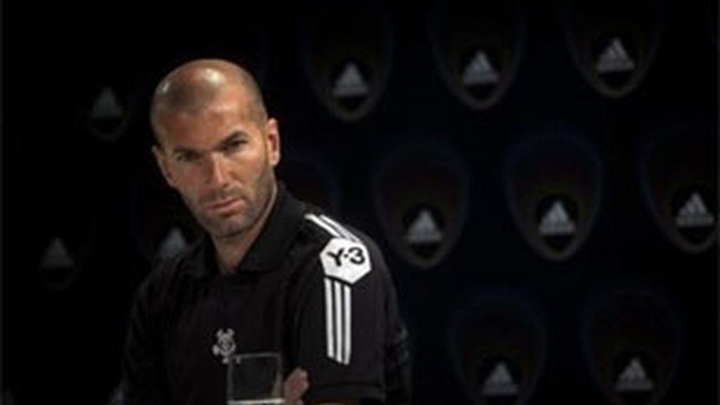 """Para ganar un Mundial hace falta, según Zidane, """"¡Muchas cosas! Sobre todo hacen falta ganas"""". FOTO: AP / Archivo"""