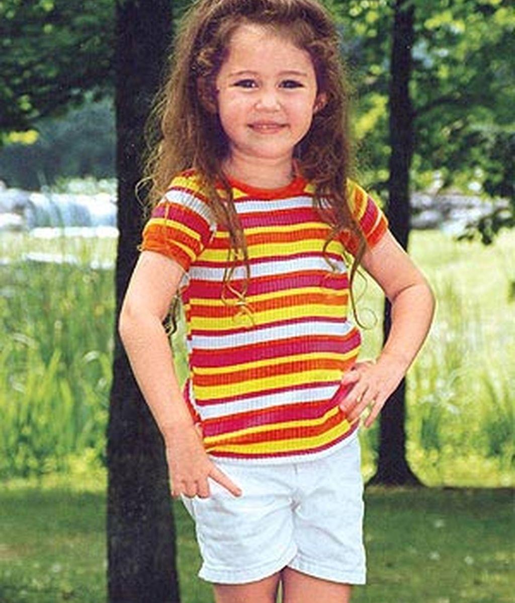 A los 5 años