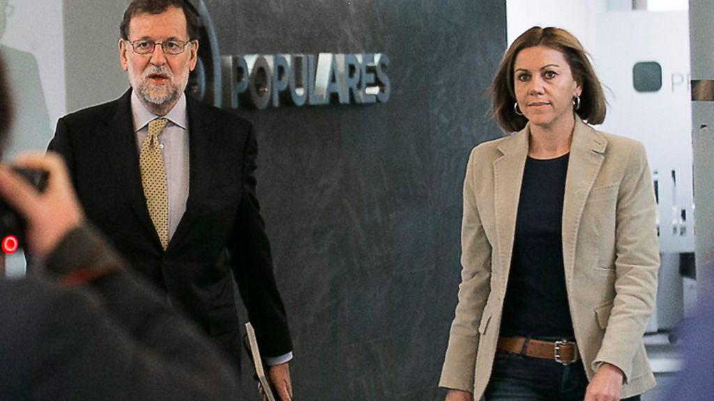 Mariano Rajoy, presidente en funciones