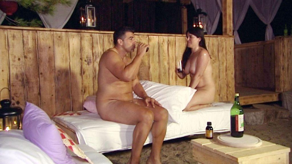 Primeras fotos de la tercera entrega de 'Adán y Eva'