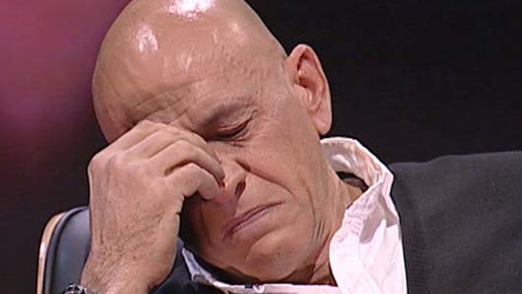 Las lágrimas del hombre de hierro