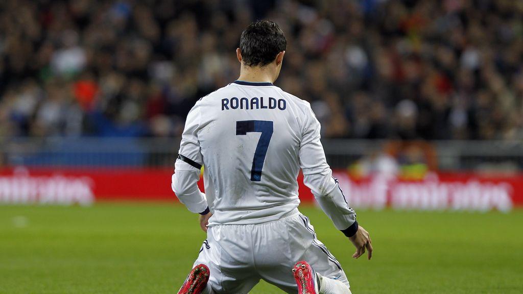 Cristiano Ronaldo, Real Madrid, futbol