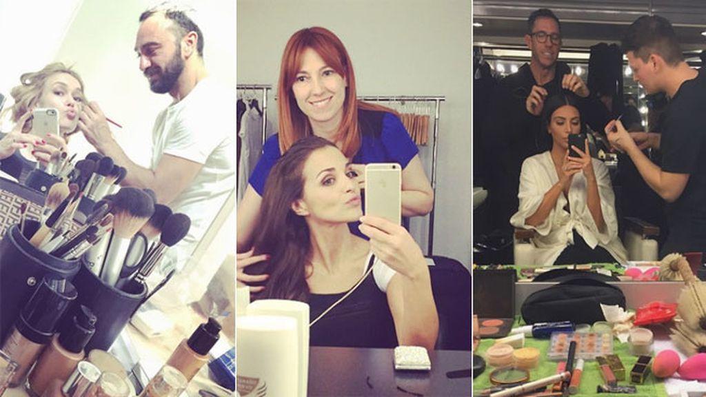 Fotos-tocador: espejito espejito, ¿quién es la más hermosa?