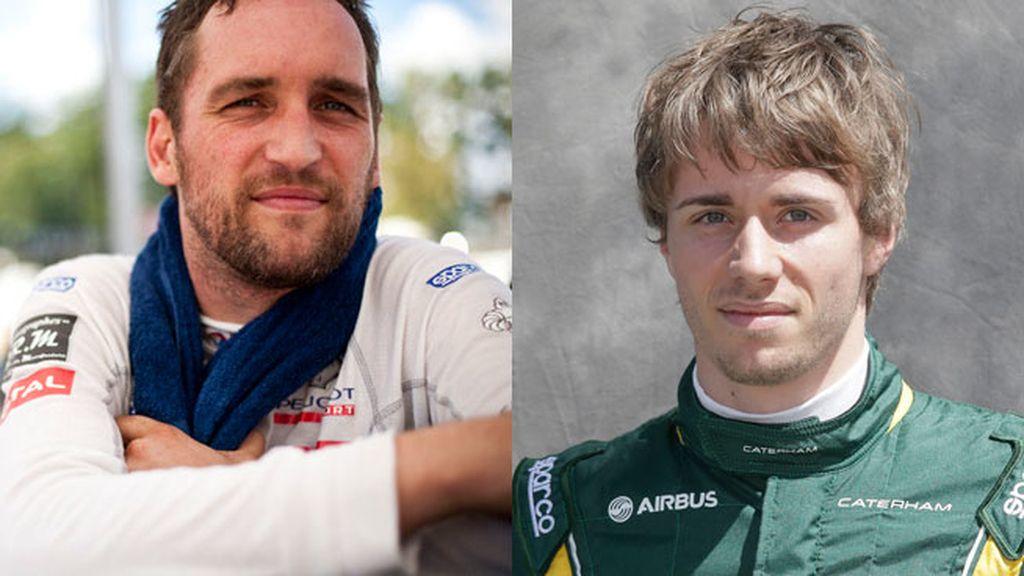 Andretti Autosport Fórmula E: Franck Montagny y Charles Pic