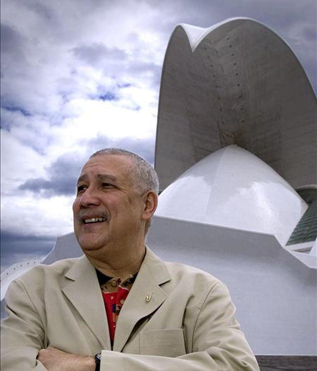 El reconocido músico cubano Paquito D'Rivera (em la imagen), director artístico del festival, convocó en esta ocasión al trompetista argentino Diego Urcola y el también trompetista brasileño Claudio Roditi. EFE/Archivo
