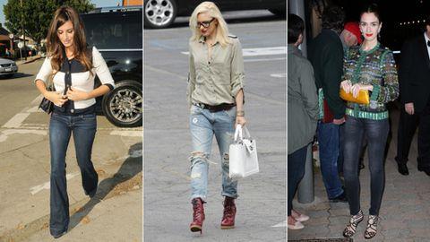 7c155b917b Hay un pantalón vaquero para cada silueta de mujer  elige el que ...