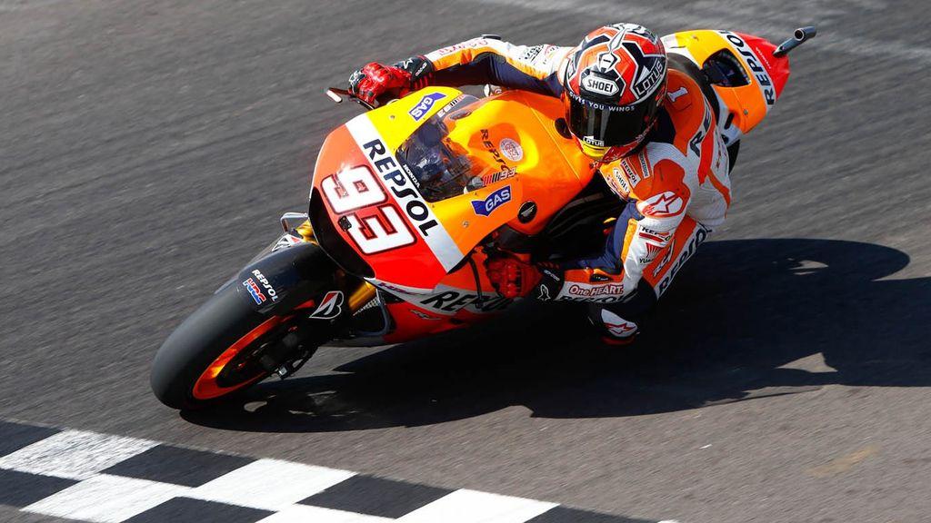 La clasificación del Gran Premio de España, al minuto