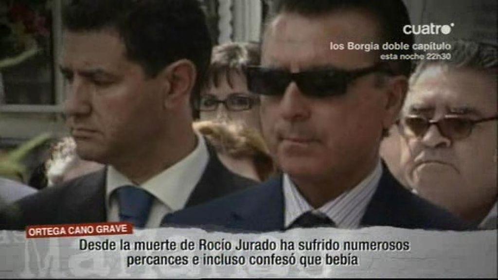 Ortega Cano en estado muy grave