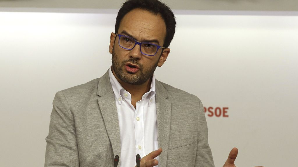 Antonio Hernando ve posible pactar con Podemos