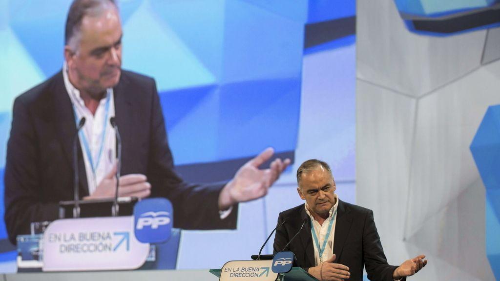 """Pons admite que el PP ha """"cometido errores"""", en alusión al 'Caso Bárcenas'"""