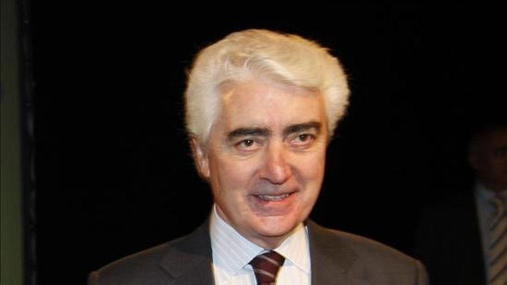 El presidente del Real Instituto Elcano, Gustavo Suárez Pertierra. EFE/Archivo