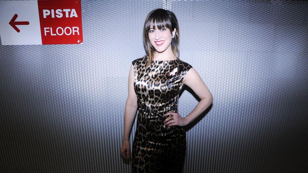 Mai Meneses, cantante del grupo Nena Daconte