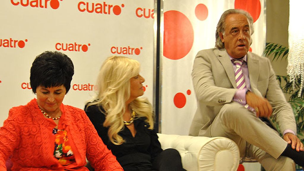 Belén, Mª Carmen, Silvia y Armando acompañarán a sus hijos en la búsqueda del amor