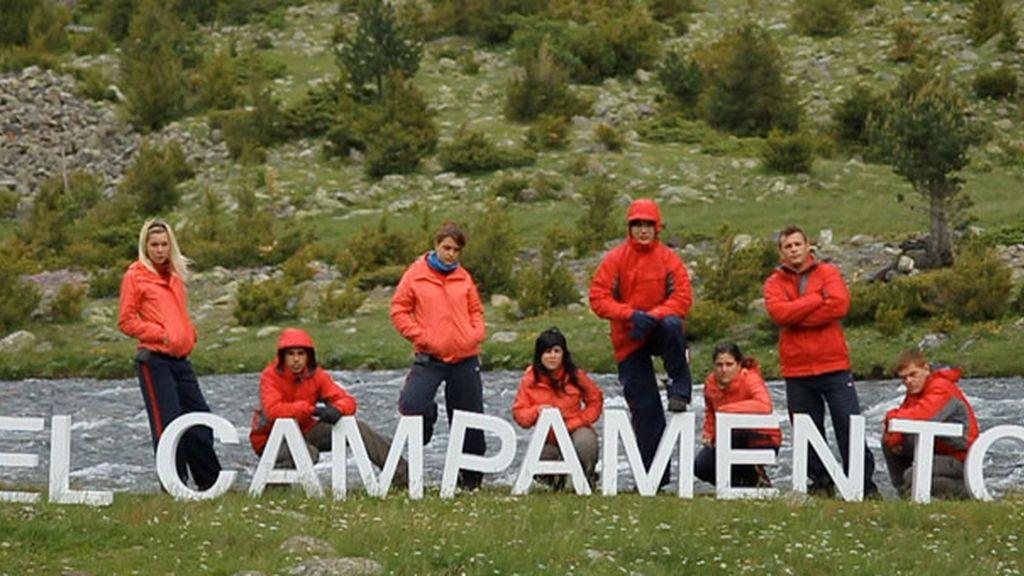 ¡Bienvenidos a El Campamento!