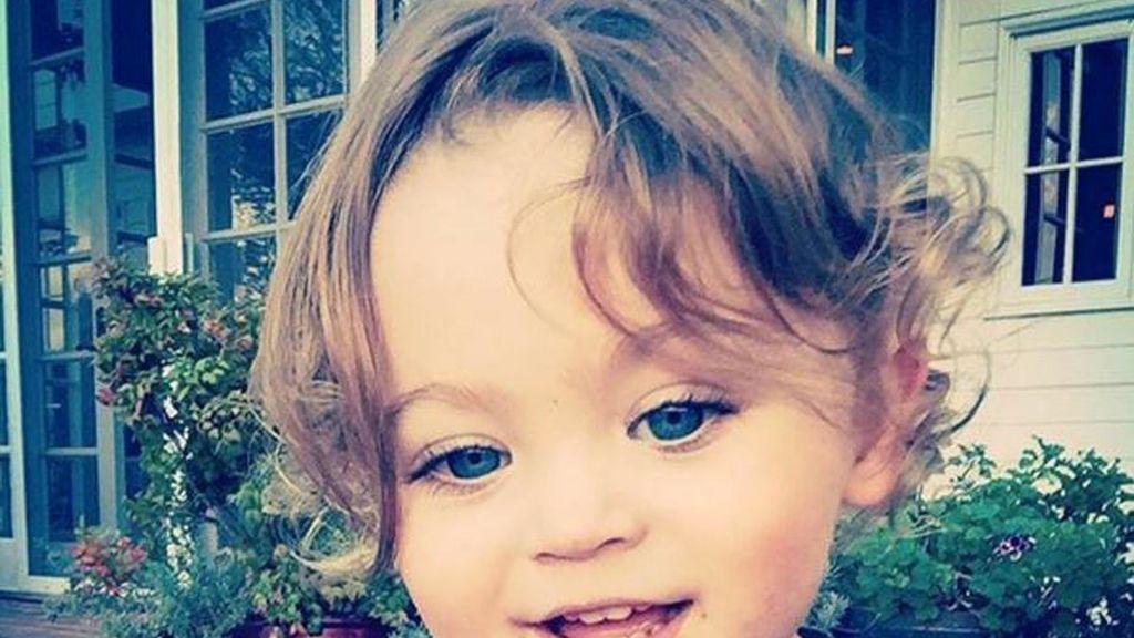 Megan Fox presume de hijo en las redes sociales