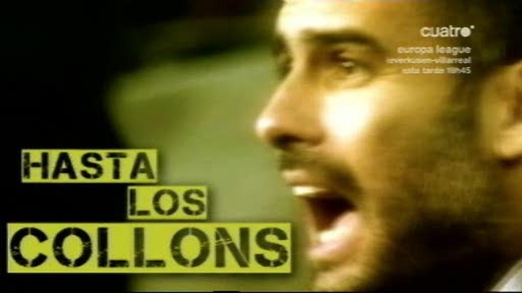 """Hasta los """"collons"""""""