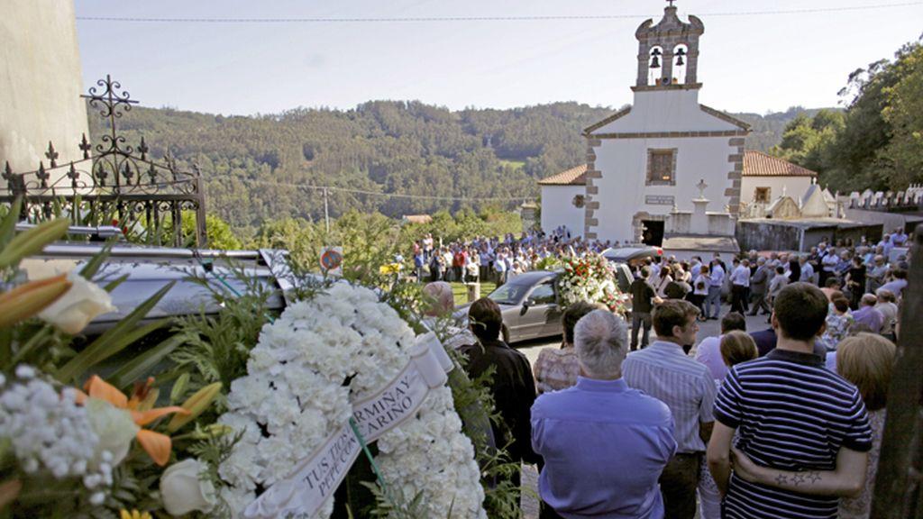 Funeral por las víctimas del rally de La Coruña